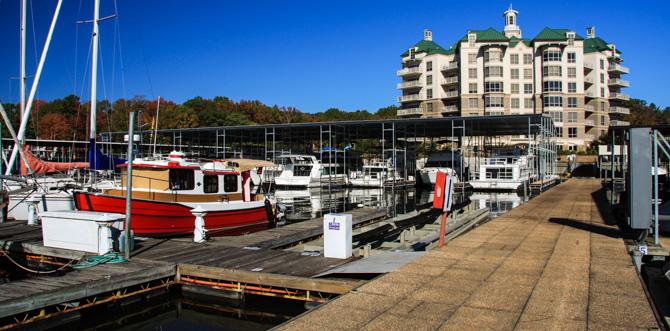 Grand Harbor Resort Marina