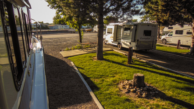 Medora North Dakota Rv Parks Red Trail Campground Medora
