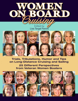 Women On Board Cruising, Book Cover