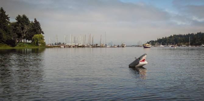 Eagle Harbor Anchorage