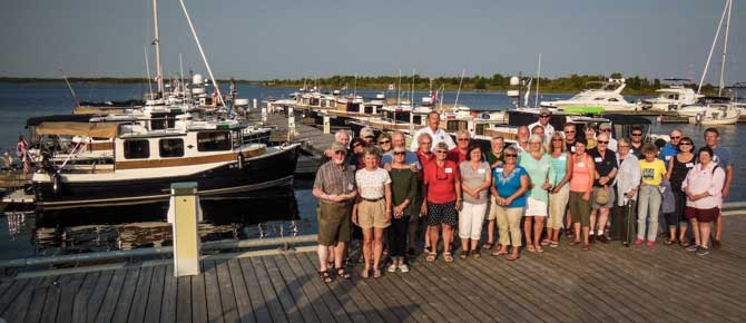 Ranger Tugs/Cutwater 2015 North Channel Rendezvous!