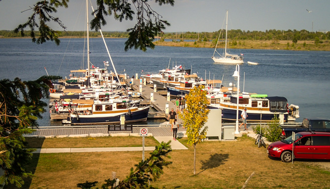 2014 Ranger Tugs/Cutwater North Channel Rendezvous