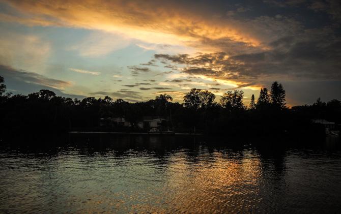 Sunset, Longboat Key, Florida