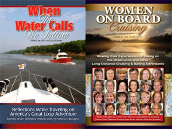 When the Water Calls, Women on Board