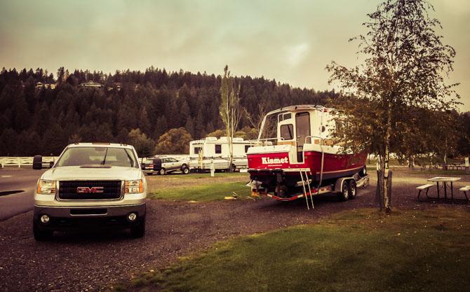 Last Stop On The Road For Kismet Coeur ď Alene Idaho