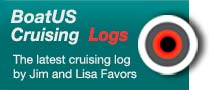 BoatUS Cruising Logs Button
