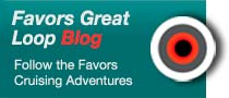 Favors Great Loop Blog button
